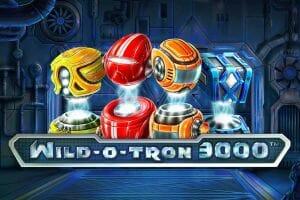 Wild-O-Tron 3000 Slot Logo
