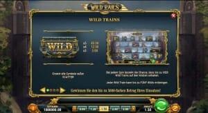 Wild Rails Vorschau