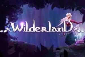 Wilderland Slot Logo
