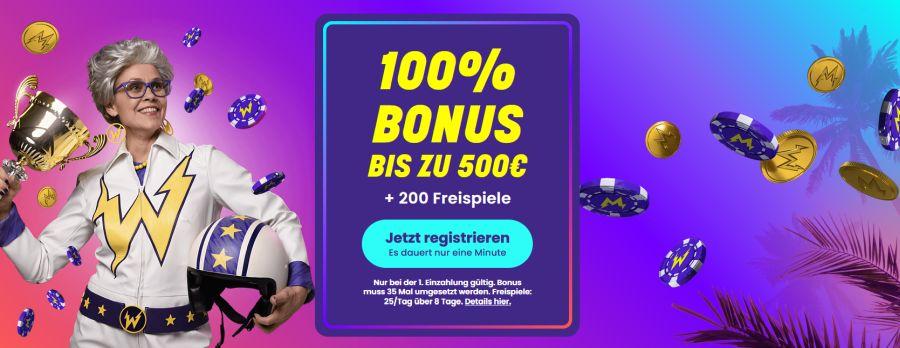 Wildz Bonus 2021