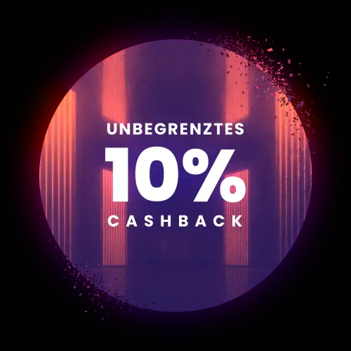 Winny Casino Cashback 10%
