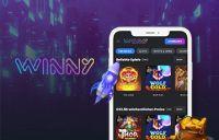 Winny Casino Mobile