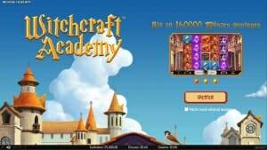 Witchcraft Academy Start