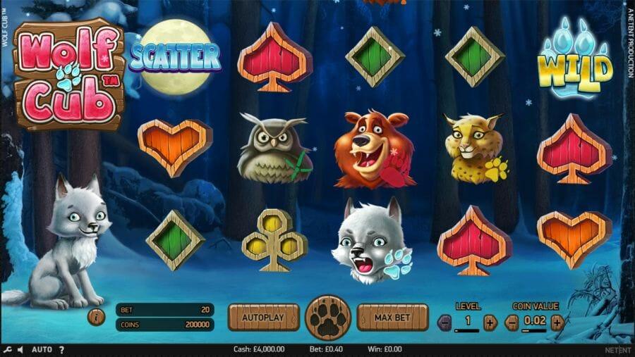 seriöse online casino wolf spiele online