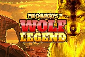 Wolf Legend Megaways Logo