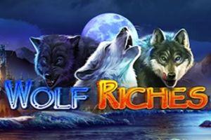 Wolf Riches Logo