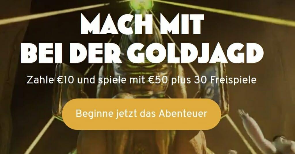 Wunderino Casino Bonus neu