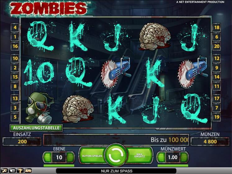 Zombies Vorschau